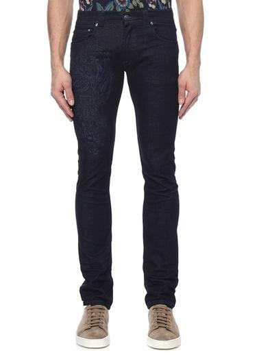 Etro Etro Slim Fit  Jean Pantolon 101484635 Mavi